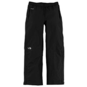 THE NORTH FACE | Boys' Black Hyvent Resolve Pants